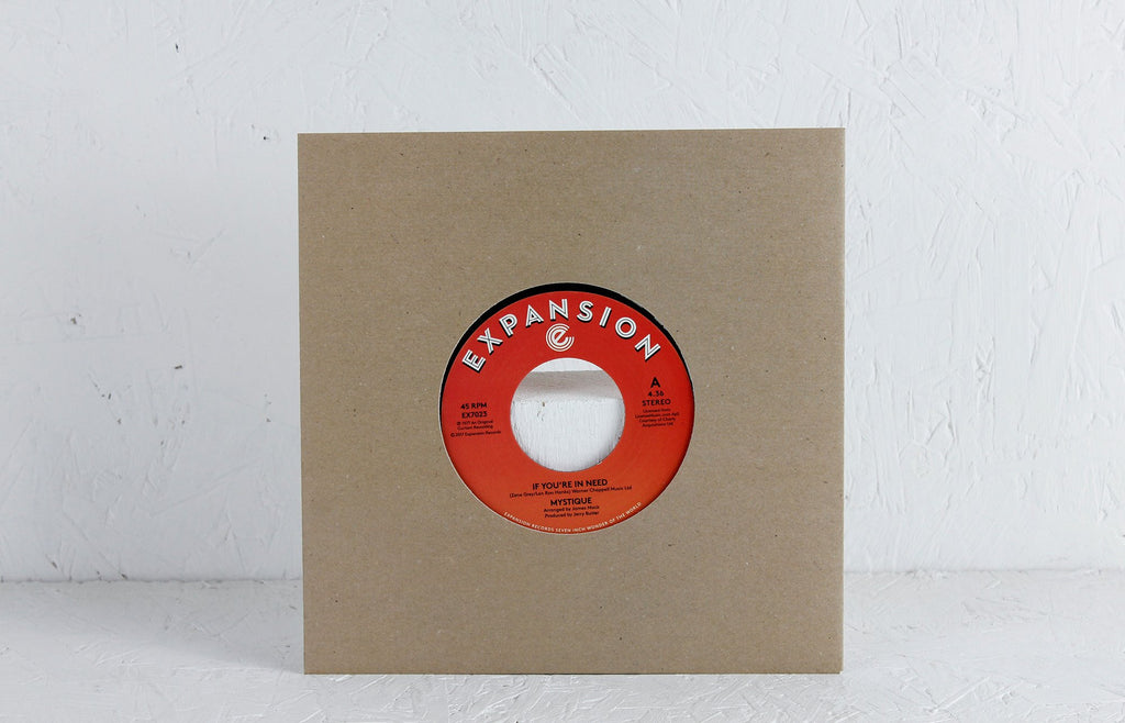 "I've Been Waitin' / Get Down – 7"" Vinyl"