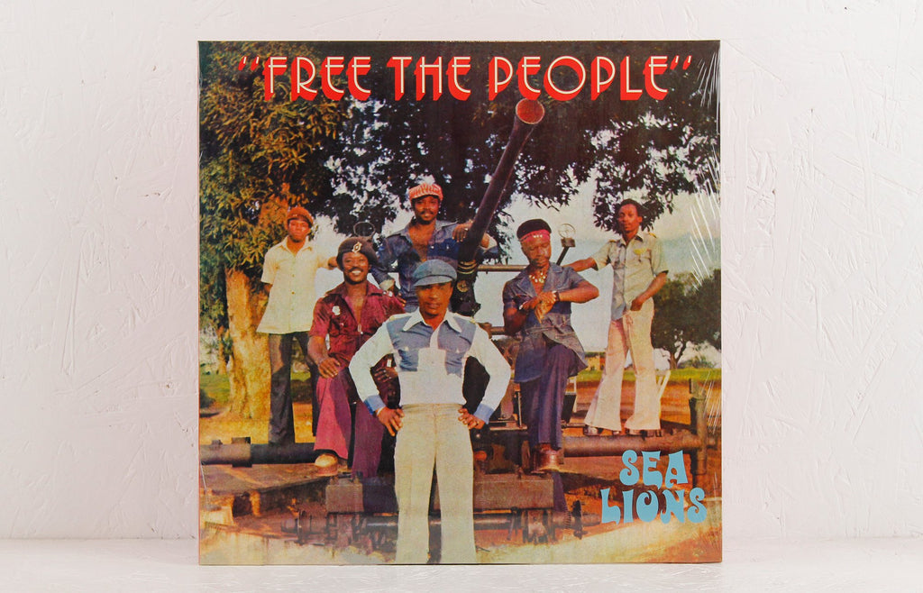 Free The People – Vinyl LP
