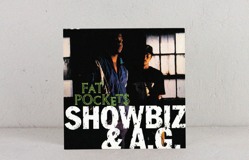 "Showbiz & A.G. ‎– Fat Pockets – 7"" Vinyl"