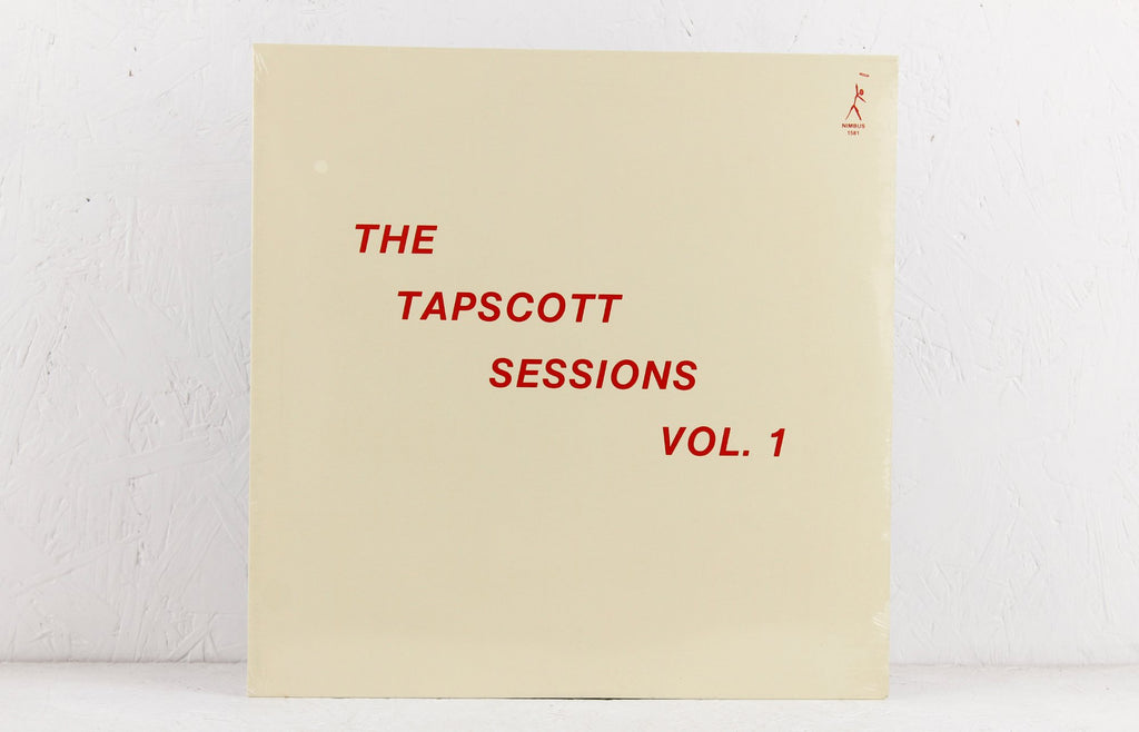 The Tapscott Sessions Vol. 1 (solo piano) – Vinyl LP