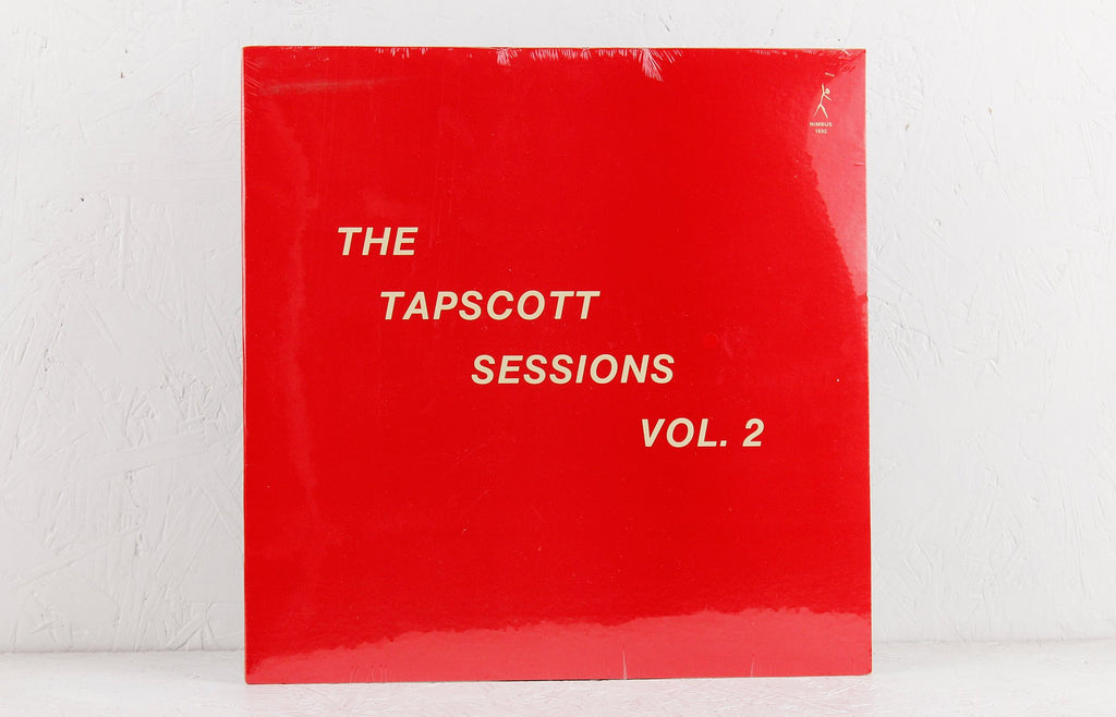 The Tapscott Sessions Vol. 2 (solo piano) – Vinyl LP