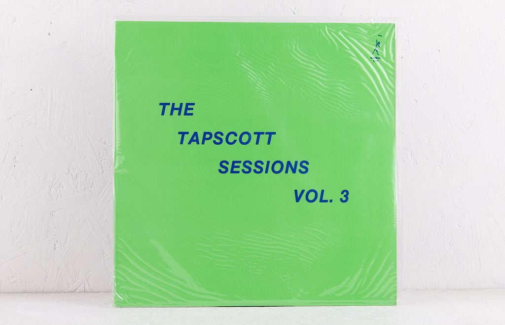 The Tapscott Sessions Vol. 3 (solo piano)  – Vinyl LP
