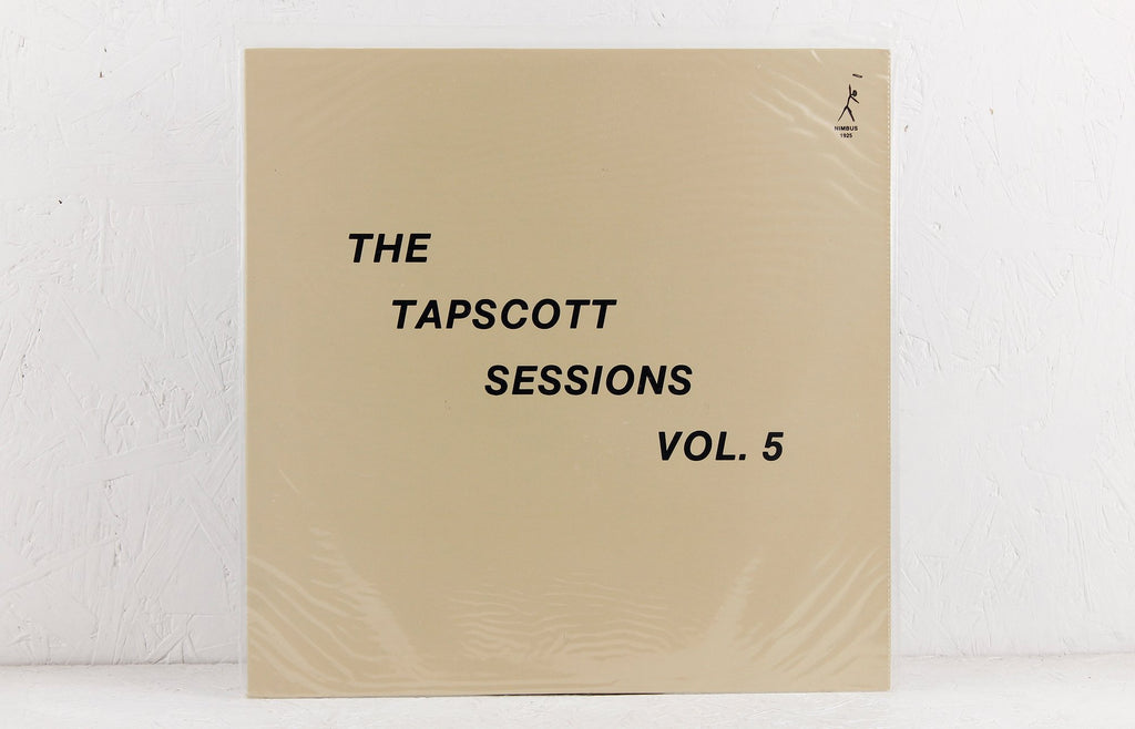 The Tapscott Sessions Vol. 5 (solo piano) – Vinyl LP