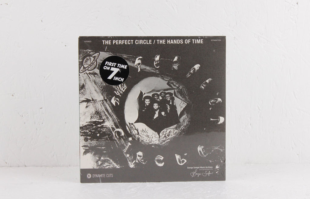 The Perfect Circle / The Hands Of Time – Vinyl 7""
