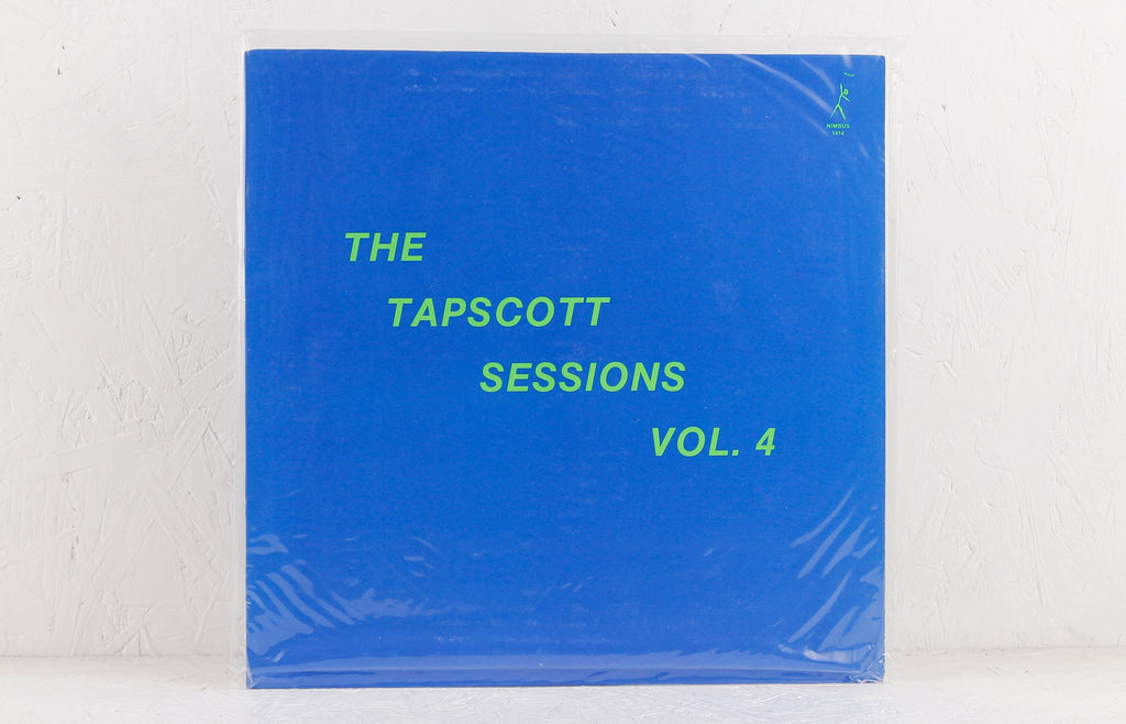 The Tapscott Sessions Vol. 4 (solo piano) – Vinyl LP
