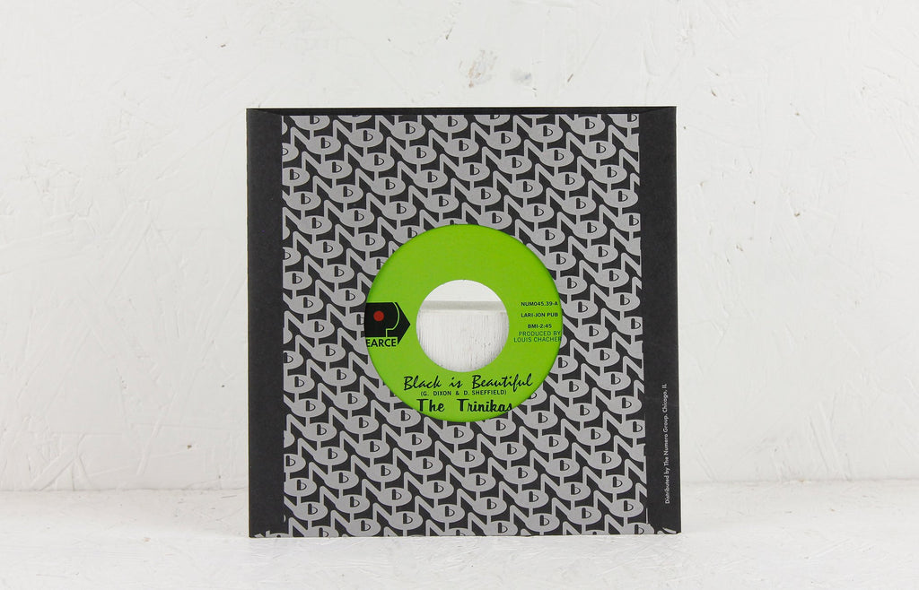 Black Is Beautiful / Remember Me – Vinyl 7""