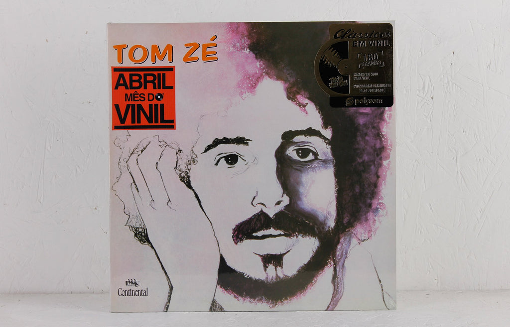 Tom Zé – Vinyl LP