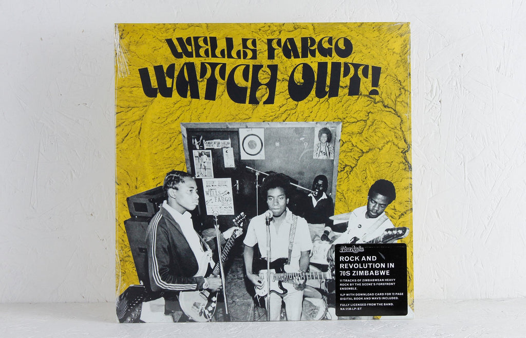 Watch Out! – Vinyl LP