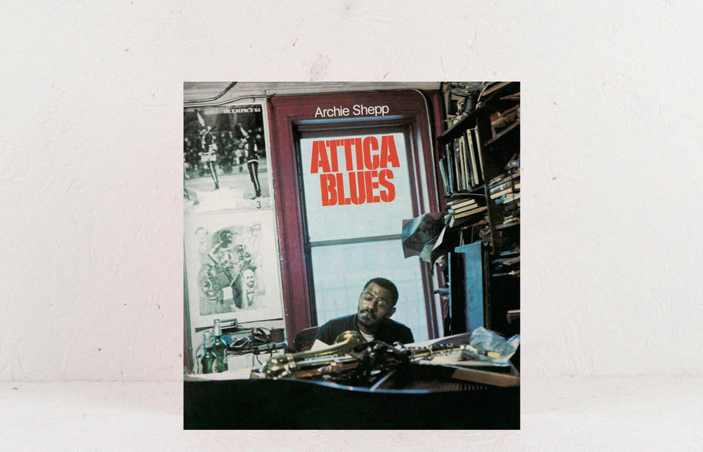 "Attica Blues / Quiet Dawn – 7"" Vinyl"