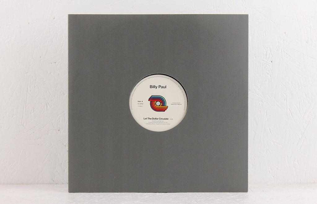Let The Dollar Circulate / East – Vinyl 12""
