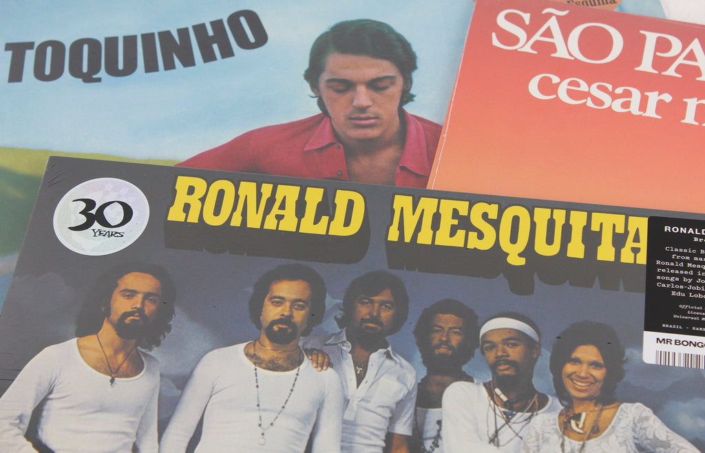 Brazilian LP Collection – 3 x Vinyl LP