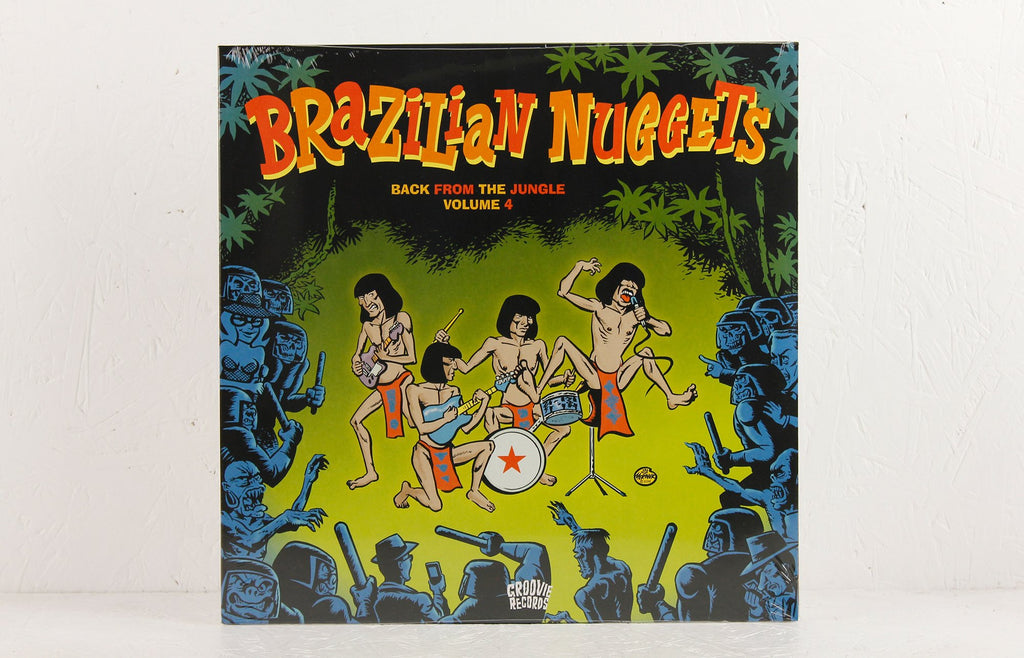 Brazilian Nuggets - Back From The Jungle Volume 4 – Vinyl LP