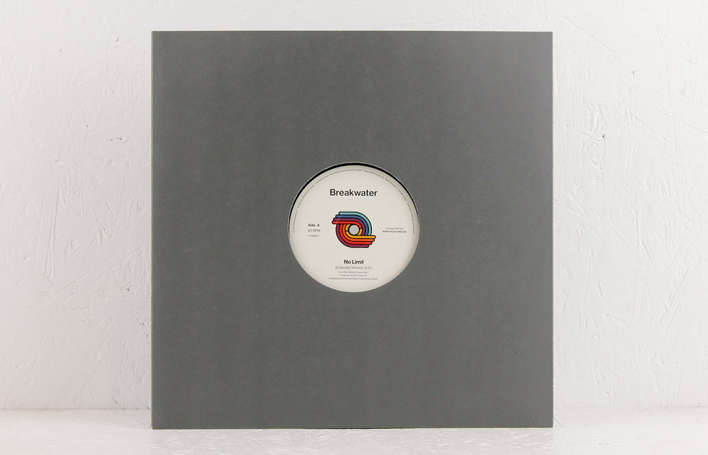No Limit / Do It Till The Fluid Gets Hot – Vinyl 12""