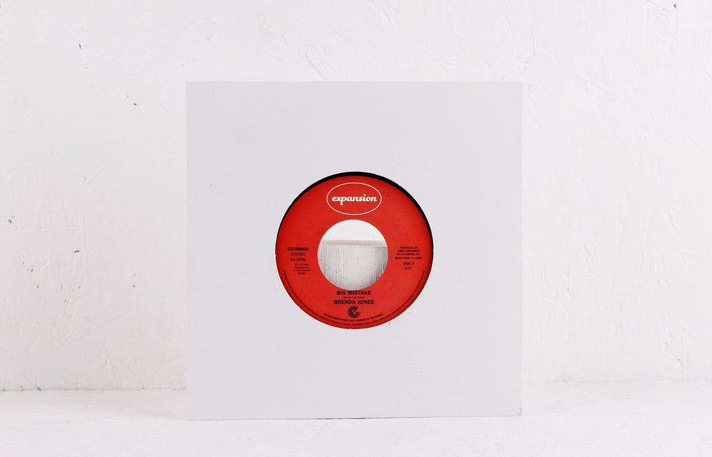 Big Mistake / Super Stroke – Vinyl 7""