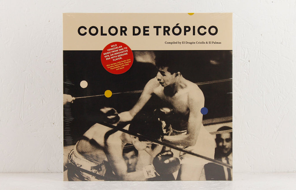 Color De Trópico – Vinyl LP