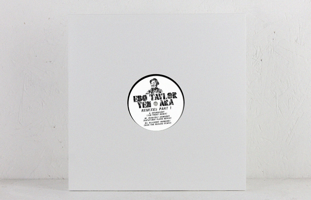 "'Yen Ara' Remixes Part 1: Ron Trent / Natureboy Flako / Nick The Record – 12"" Vinyl"