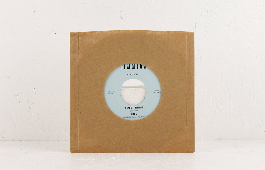 Sweet Thing / My Baby's Outta Sight (Amen!) – Vinyl 7""