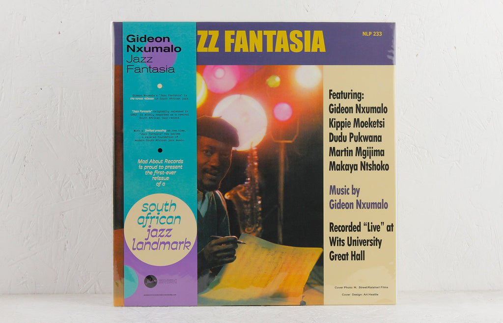 Jazz Fantasia – Vinyl LP