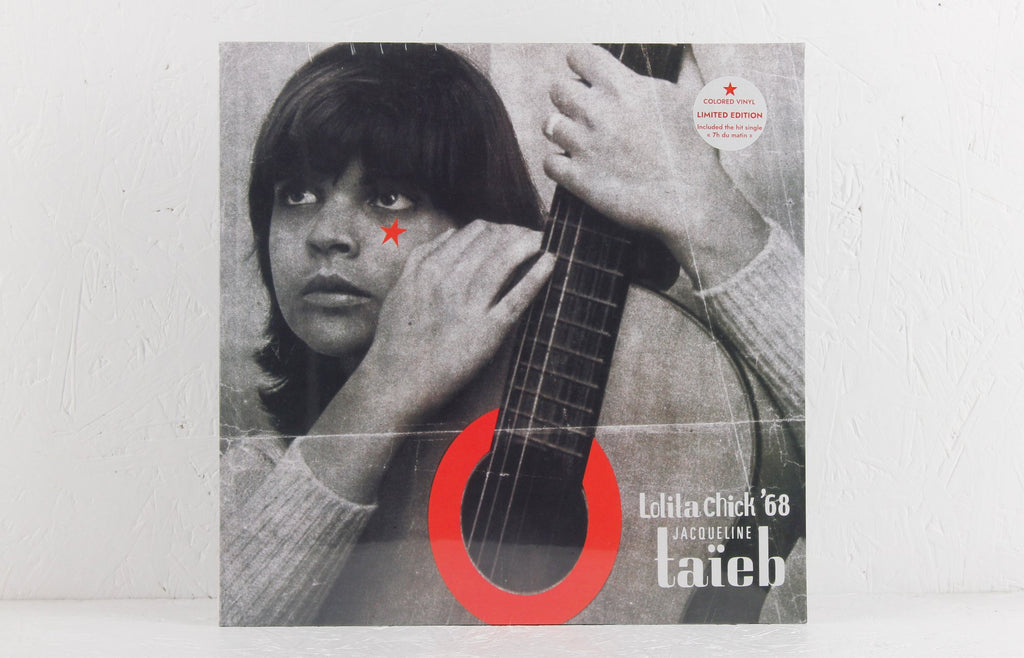 Lolita Chick '68 (orange vinyl LRS edition) – Vinyl LP