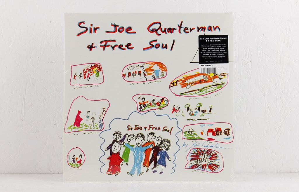 Sir Joe Quarterman & Free Soul – Vinyl LP