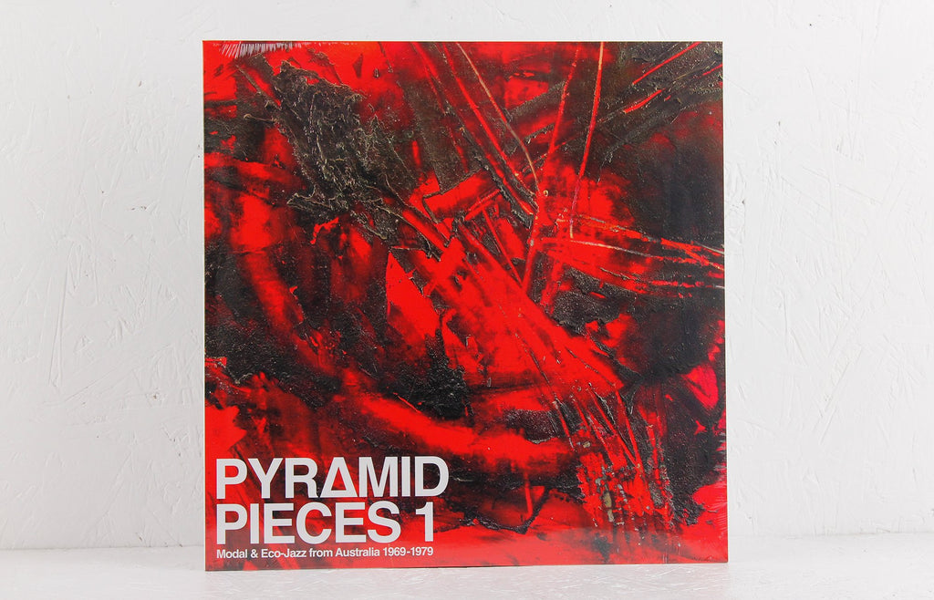 Pyramid Pieces – Vinyl LP