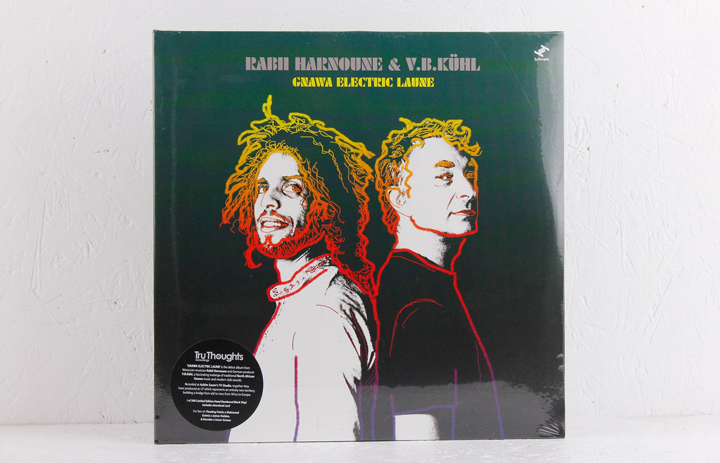 Gnawa Electric Laune – Vinyl 2LP
