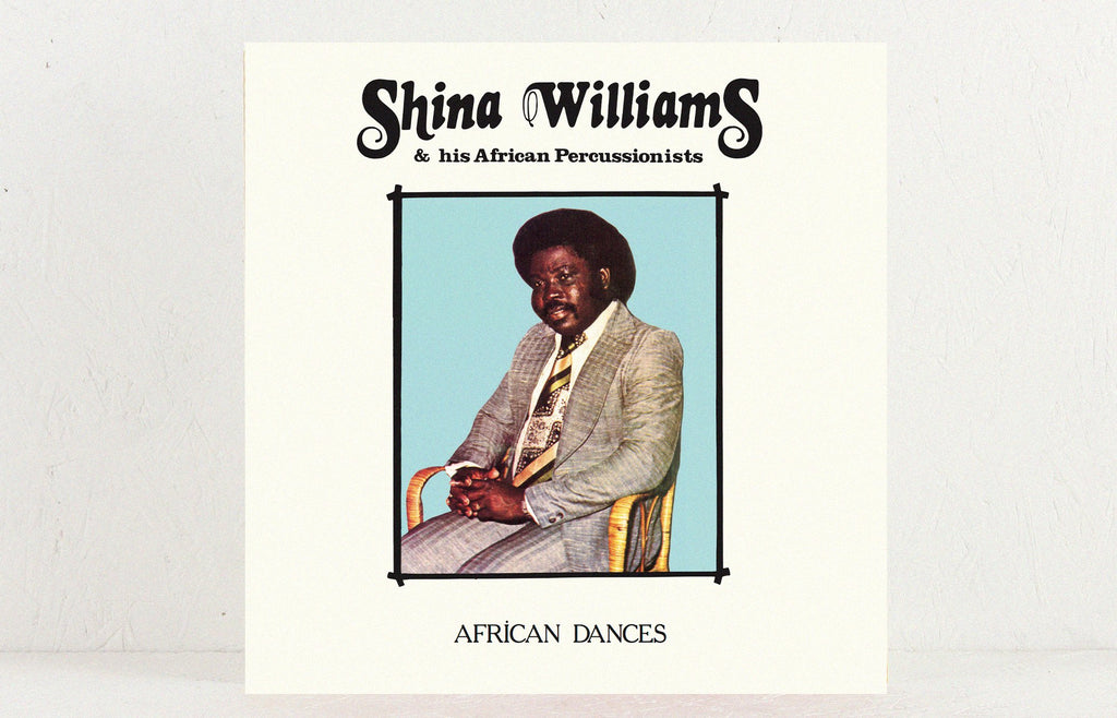 African Dances – Vinyl LP