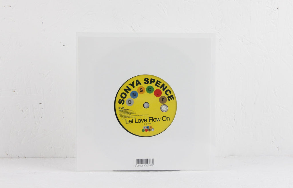 Let Love Flow On / This Heart Of Mine – Vinyl 7""