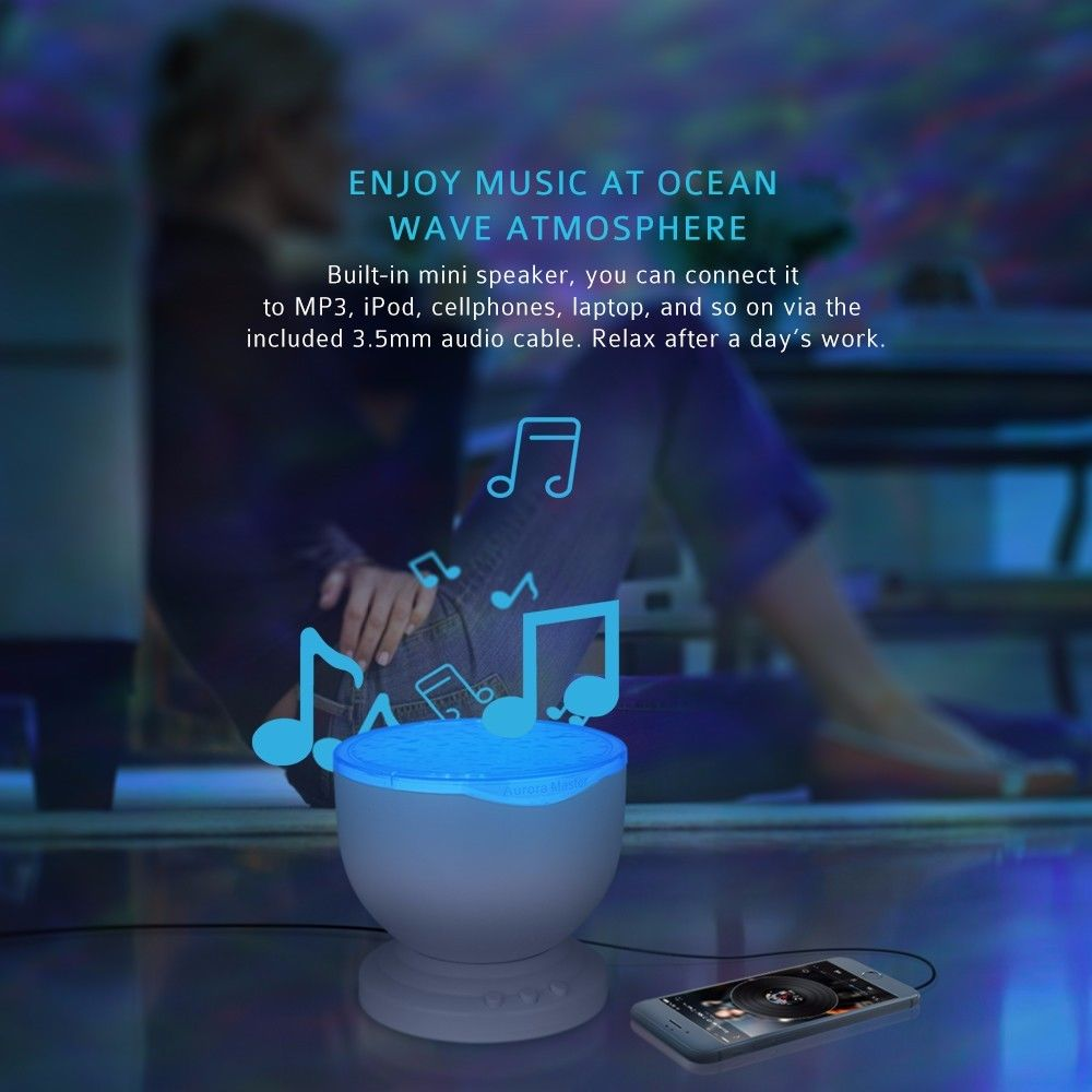 Calming Sensory Led Light