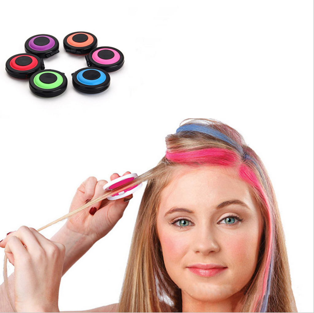6 Color/set Beautifying Temporary Hair Dye