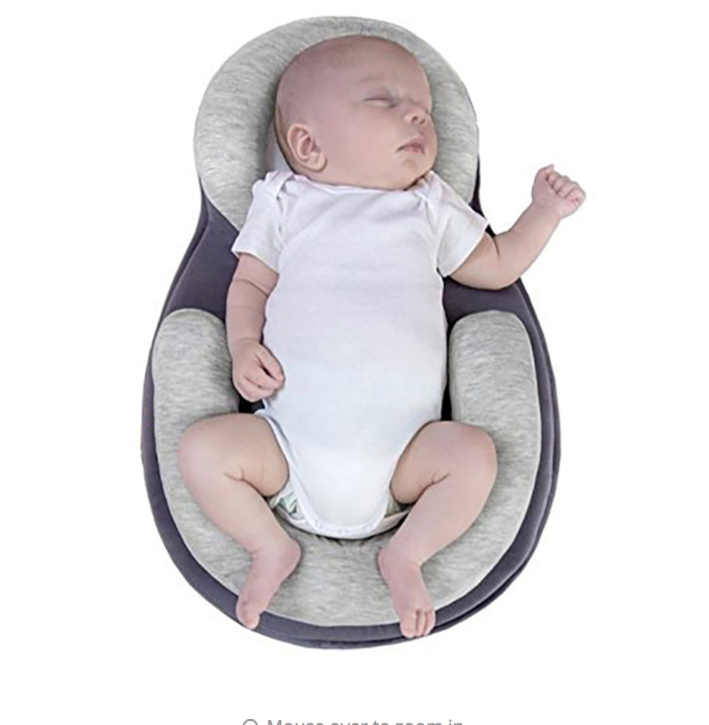 The Wavehorizon infant Portable Bed
