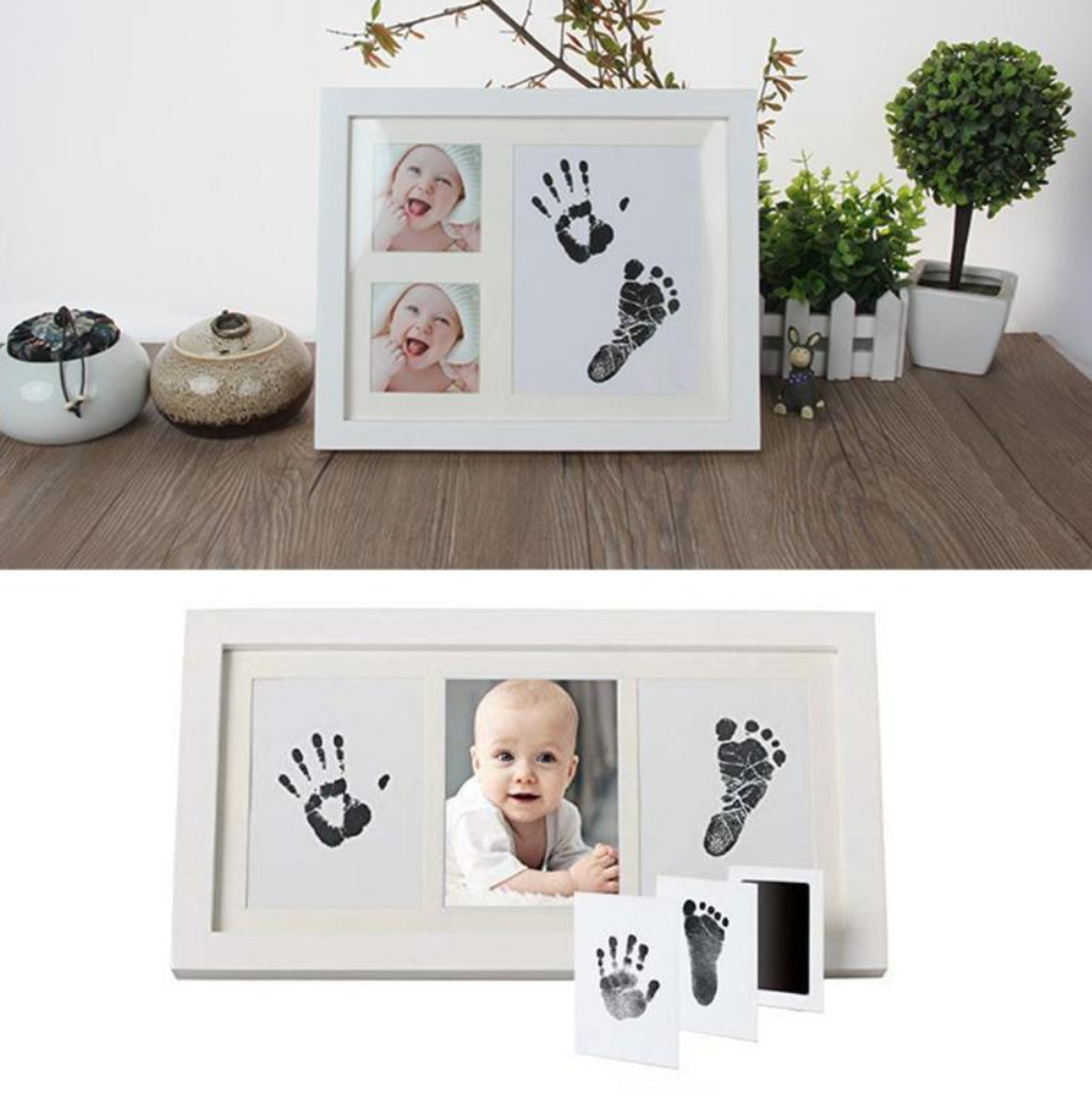 THE ULTIMATE BABY FOOTPRINT PAD