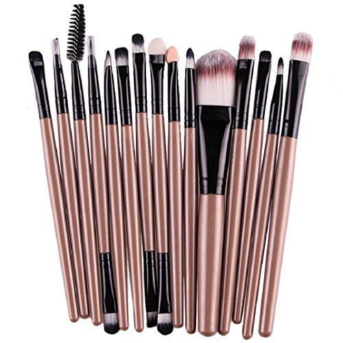 Start 15 pcs/Sets Makeup Brush