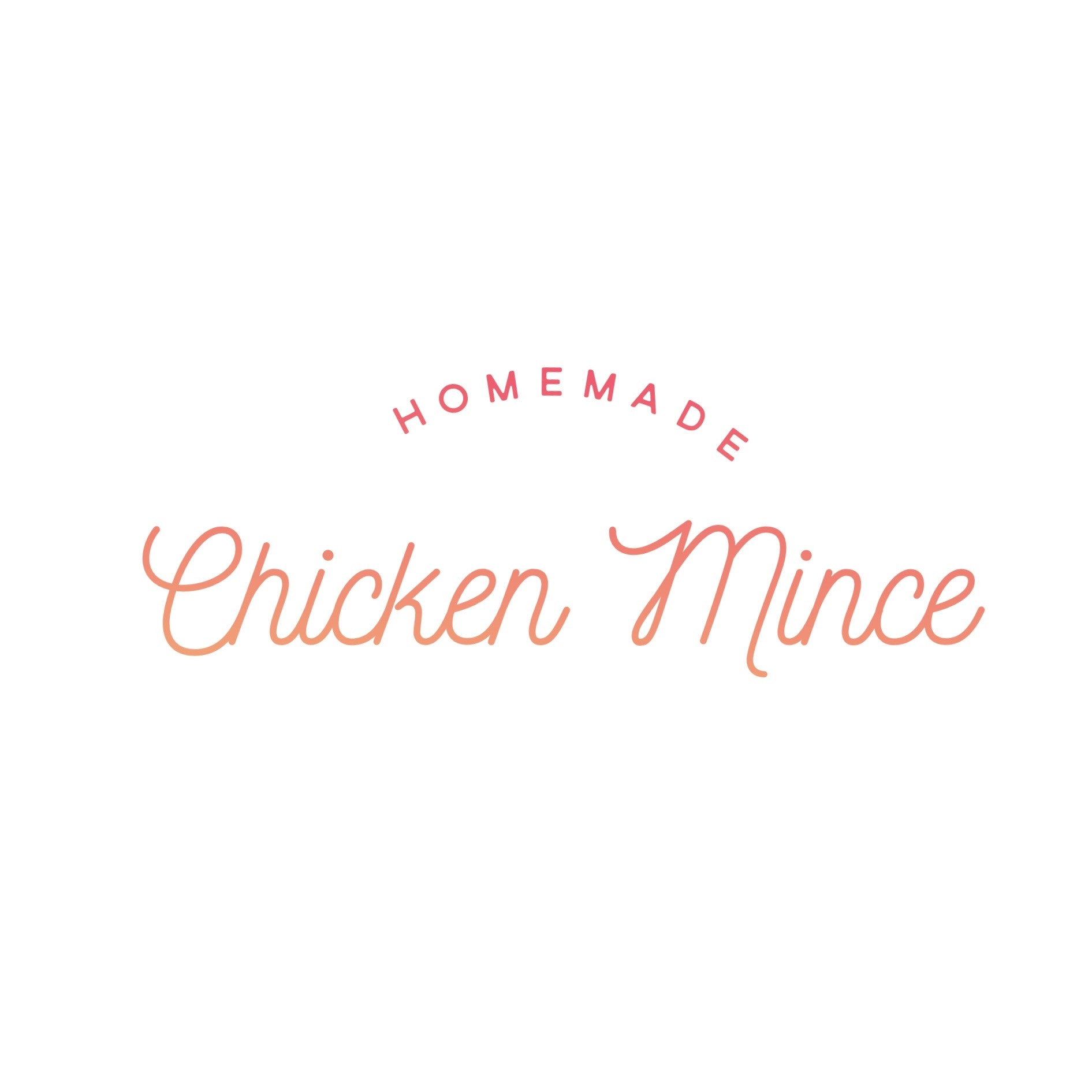 How To: Make your own chicken mince