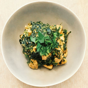 Chicken & Spinach Curry (Saag Chicken)