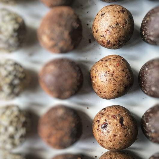 Add CHOC CHIP COOKIE DOUGH Protein Balls to your order!