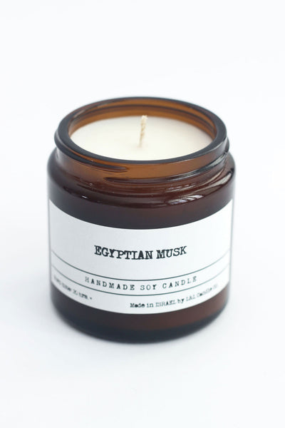 EGYPTIAN MUSK MINI CANDLE