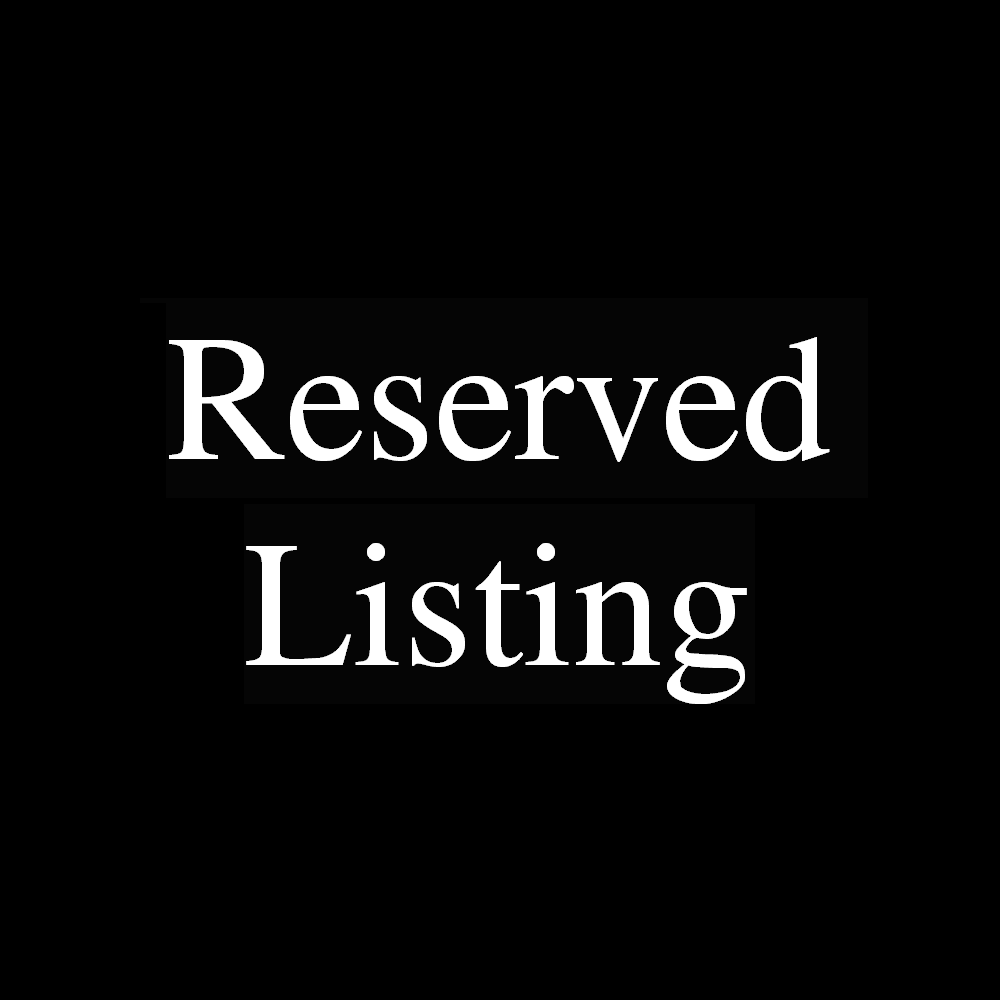 Reserved Listing for Vanessa Williams