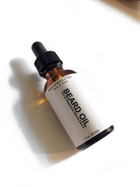 Beard oil (1 oz)