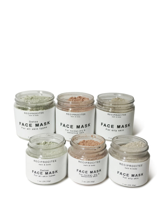 Reciprocitee face masks
