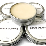 NEW Solid Cologne (1 oz)