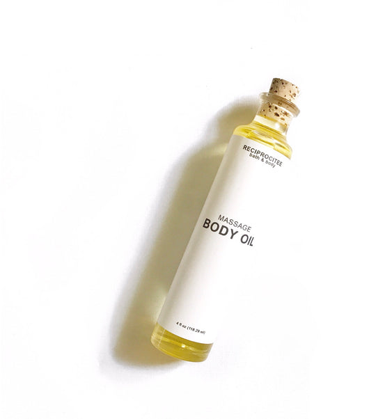 Body Oil (4 oz)
