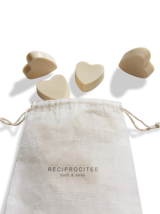Reciprocitee love bar soap