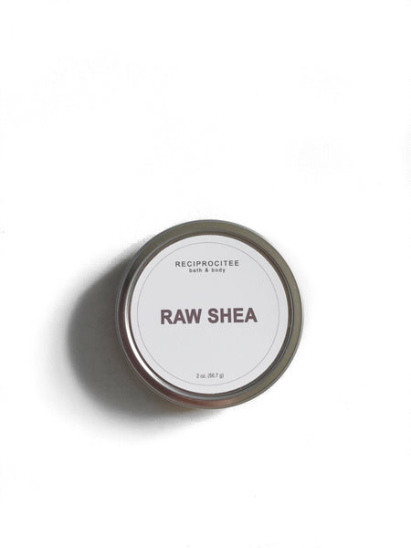 Raw Whipped Shea Butter (sizes vary)