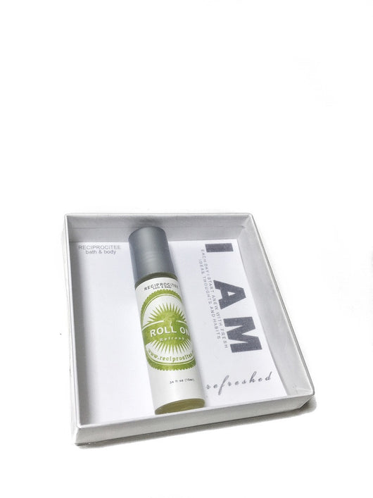 Aromatherapy Roll On (Boxed)