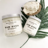 Reciprocitee's Whipped Raw Shea Butter