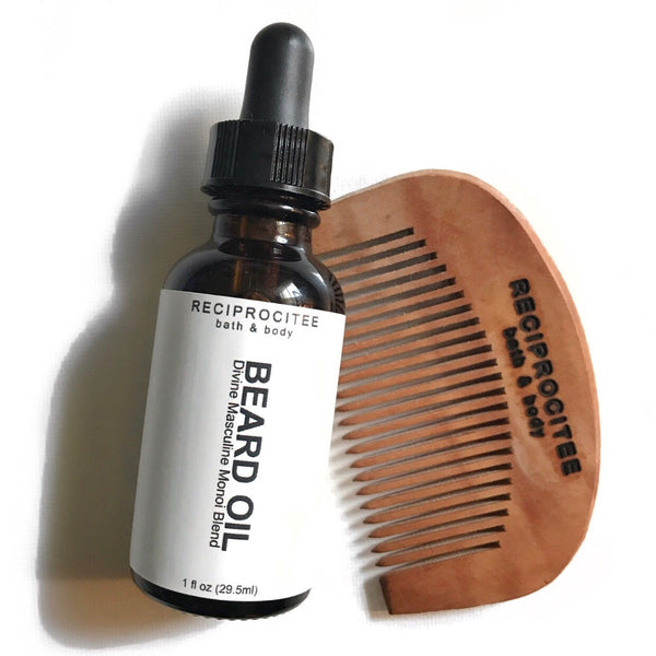 Beard Care Set (options vary)
