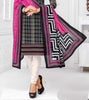 Multicolor Cotton Printed Unstitched Dress Material