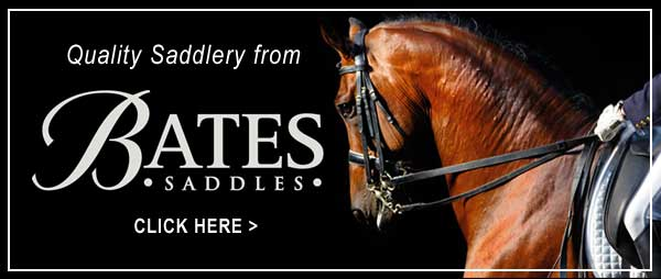Bates and Wintec Saddles and Webbers