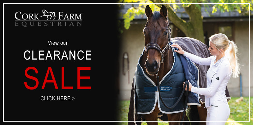 Equestrian Clearance Sale